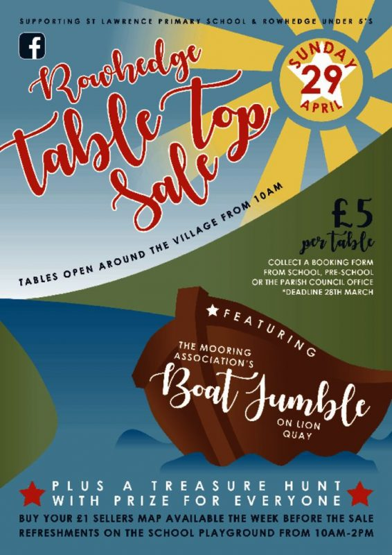 thumbnail of TABLE TOP POSTER